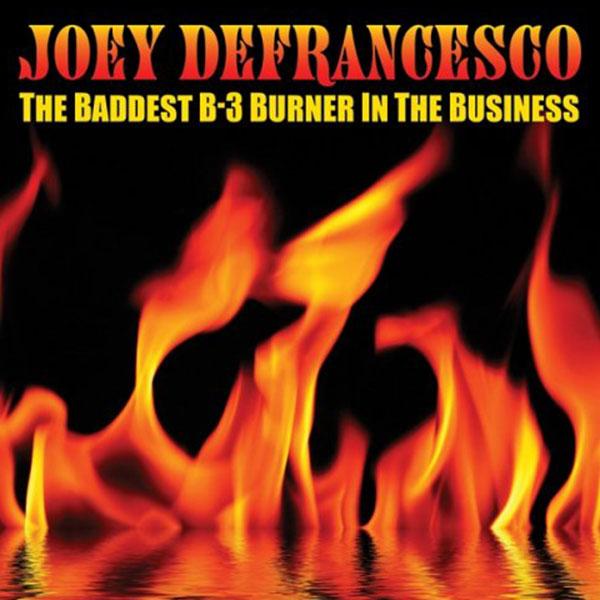 The Baddest B-3 Burner In the Business