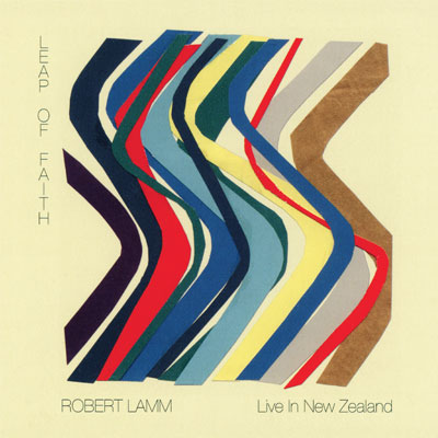 Leap of Faith (Live in New Zealand)  CD