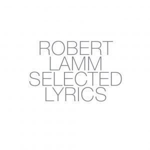 Robert Lamm Selected Lyrics - Book